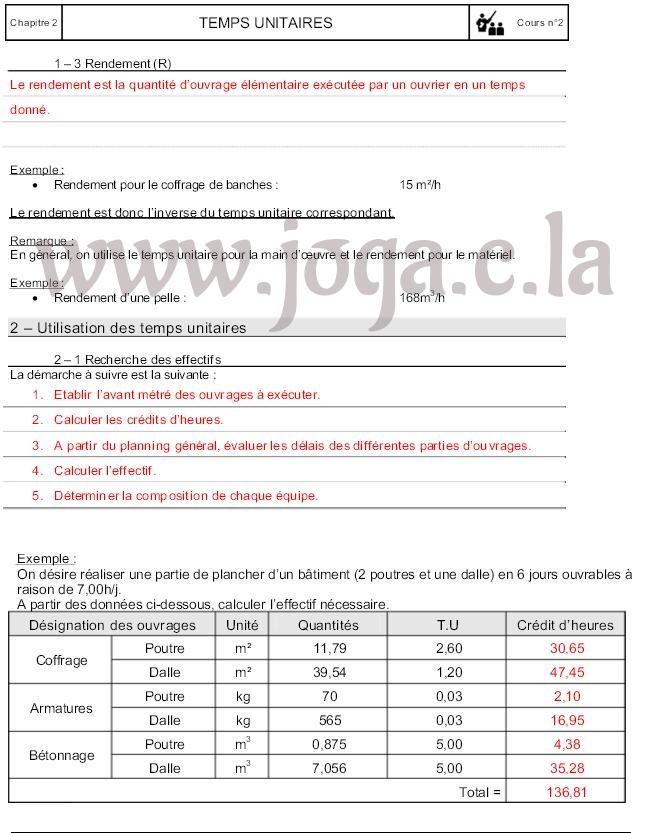 91 AVEC TÉLÉCHARGER EXERCICES .PDF PRATIQUE BAEL CORRIGÉS DU COURS