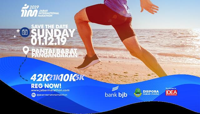 Jabar International Marathon 2019