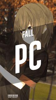 Fall - Anime Girl Wallpaper