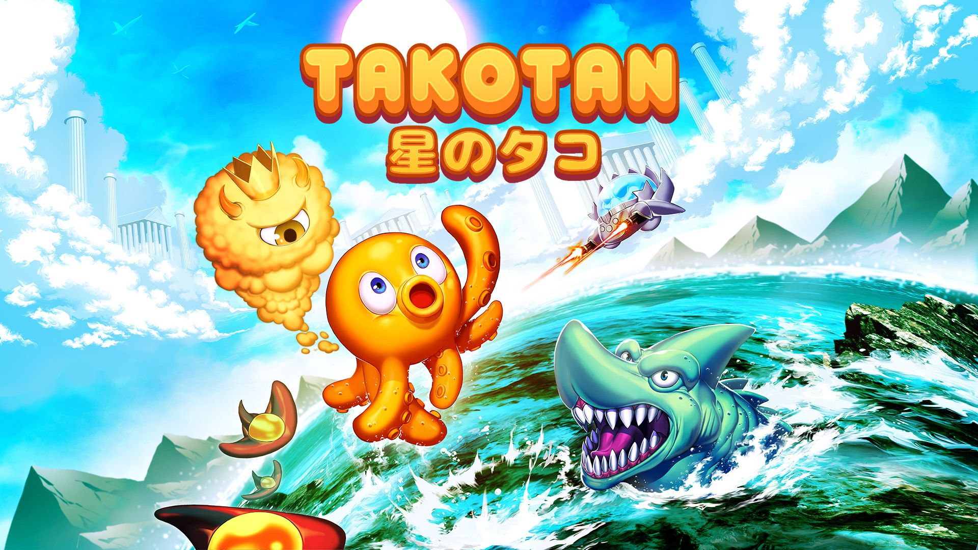 Takotan v1.0 NSP XCI For Nintendo Switch