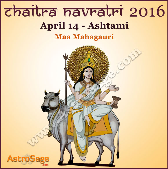 Presenting Chaitra Navratri fourth day Chaturthi today here