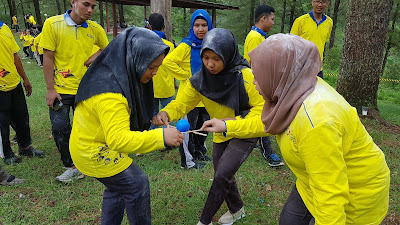 Outbound Training dan CityTour 5