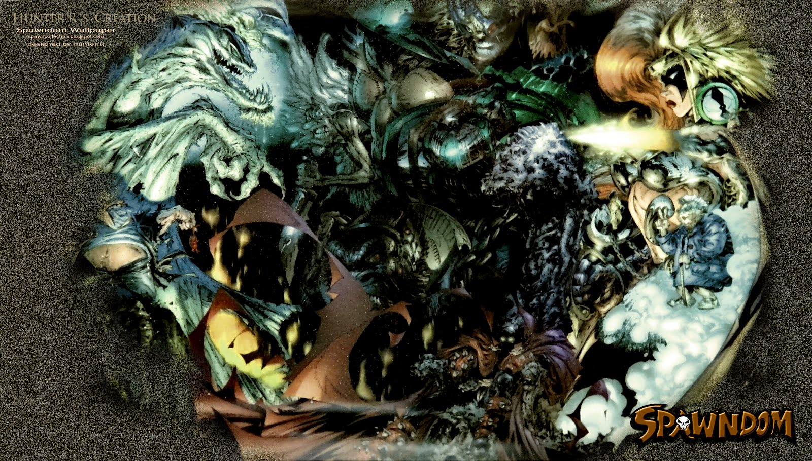 The Gentle Madness of Spawn Collection