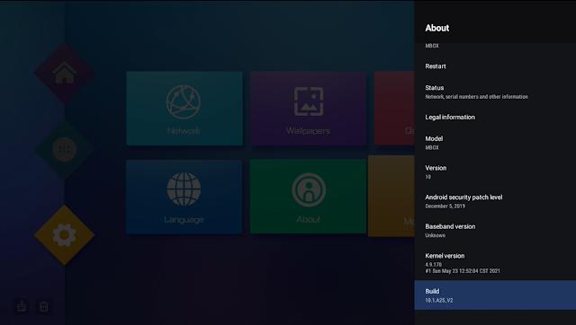 smart tv box t95 firmware update tool