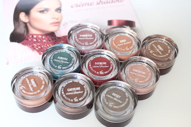 Review | Opinión Nabla Crème Shadows