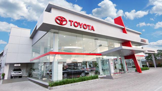 Toyota Dulunya Adalah Produsen Benang
