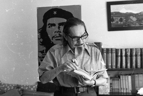 """""""Nuestra Bandera"""" un texto de José Revueltas"""