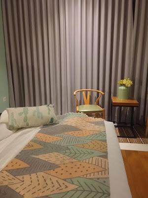 kamar hotel sandalwood lembang