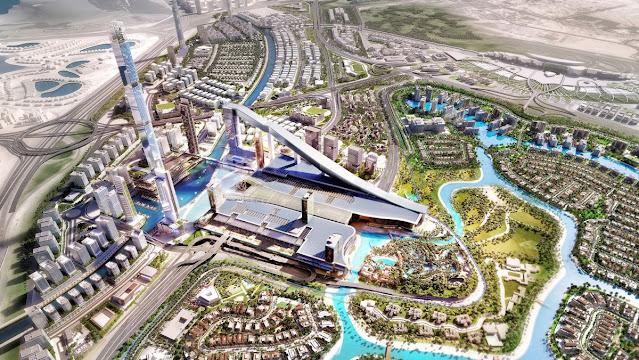 #Dubai Developer Said to Plan $2.6 Billion Debt Revamp Talks - Bloomberg