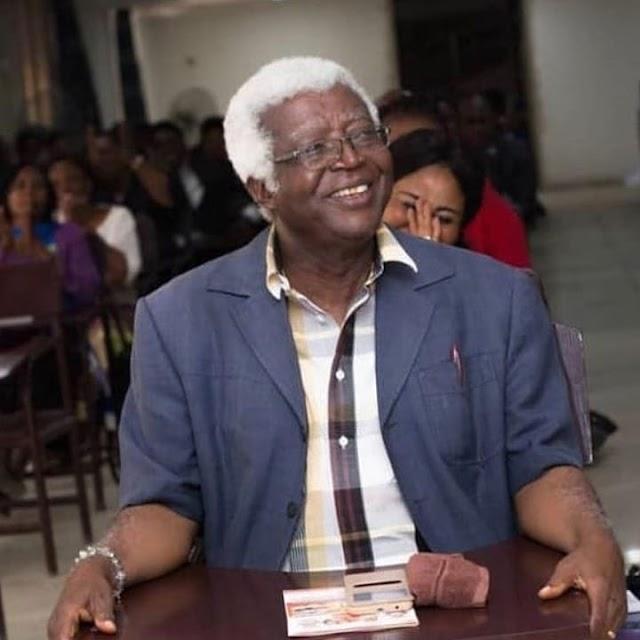 Veteran Nollywood Actor, Bruno Iwuoha Dies at 68.