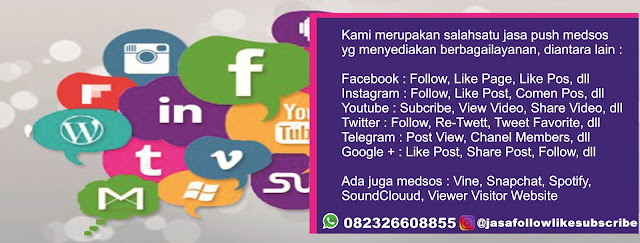 Jasa Followers Instagram Aktif Indonesia Bayar Cuma 5000