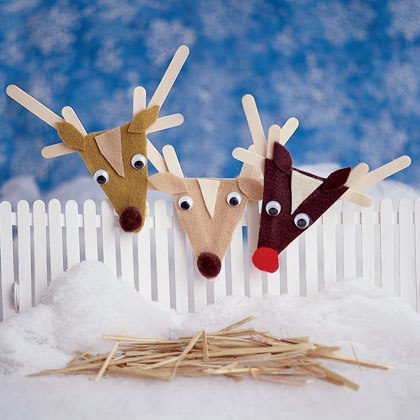 Rudolph and Co. Holiday Ornaments
