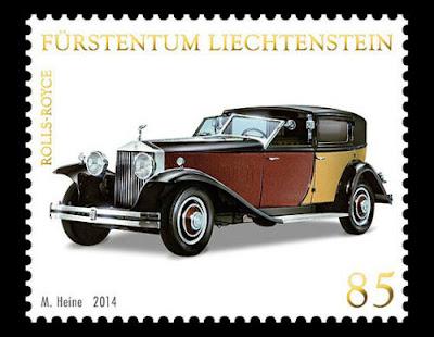 Liechtenstein Rolls Royce Phantom II