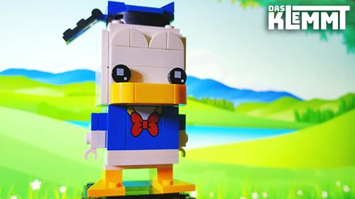 BrickHeadz Donald Duck - LEGO®40377