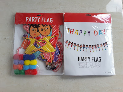 Bunting Banner Happy Day