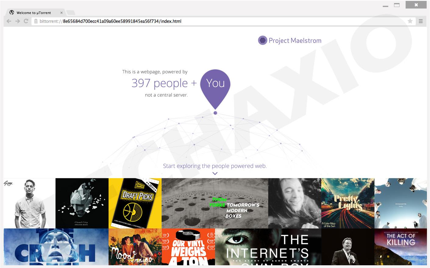 Project Maelstrom Screenshot
