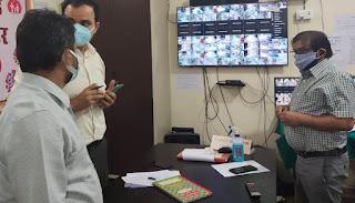 तीसरी नज़र देखेगी अस्पतालों में भर्ती मरीजों का हाल  | #NayaSaberaNetwork