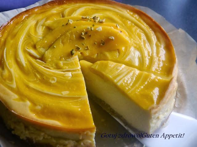 Sernik z mango i mlekiem kokosowym-znakomity - Czytaj więcej »