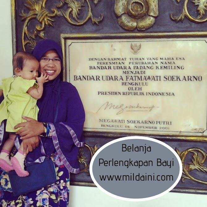 Tips Belanja Aneka Perlengkapan Bayi, Lebih Murah di Ilotte.com