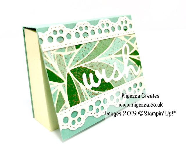 Nigezza Creates Stampin' Up! Memorable Mosaic