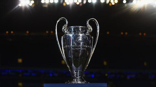 Hasil Play-off Liga Champions