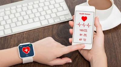 Gambar Aplikasi kesehatan untuk kita semua