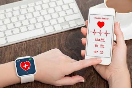 Dapatkan Tubuh Sehat Hanya Dengan Smartphone, Inilah Aplikasi Kesehatan Yang Cocok Untuk Smartphone Kamu