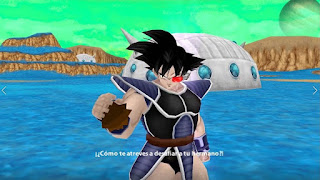 NUEVA MOD DBZ TTT V 1 VERSION LATINO  [FOR ANDROID Y PC PPSSPP]