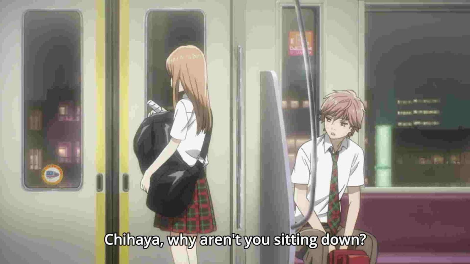 Chihayafuru Season 3 Episode 1 Kazvampires