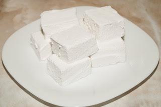Fotografija kolača Marshmallow