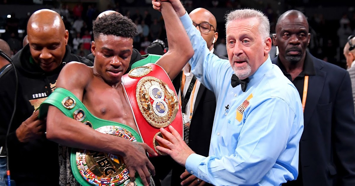 Errol Spence Vs Danny Garcia Headlines Fox PPV On Nov 21st