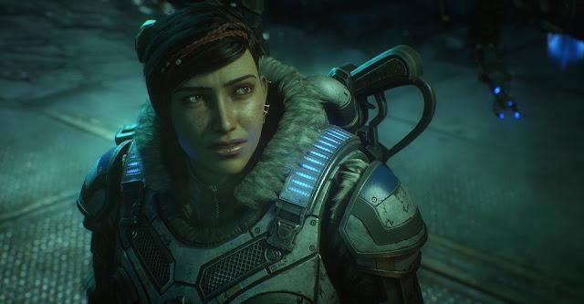 تسريب العديد من الشخصيات في لعبة Gears 5