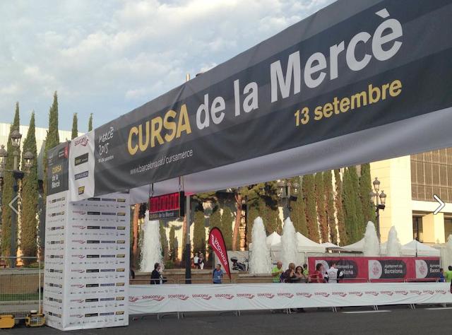 Crónica Cursa de la Mercè 2015