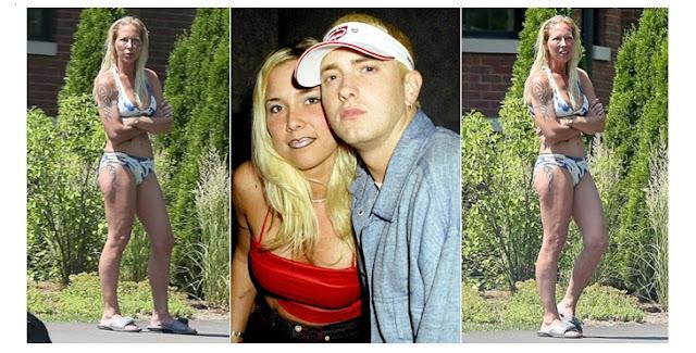 Ex-mulher de Eminem nos dias de hoje - MichellHilton.com