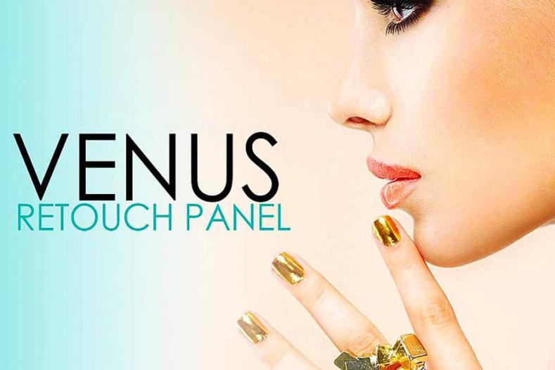 Plugin làm da chân dung Venus Retouch Panel 3.0.0