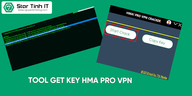 Share Tool Get Key Hma Pro VPN Free Mới Nhất 2019