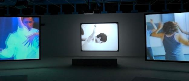 """Phase Shifting Index"" de Jeremy Shaw au Centre Pompidou"