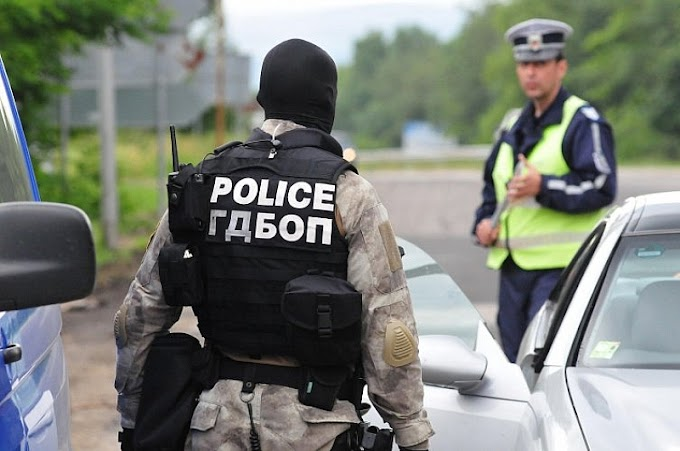 See what the Interior Ministry discovered in the action against the allo fraudsters in Levski