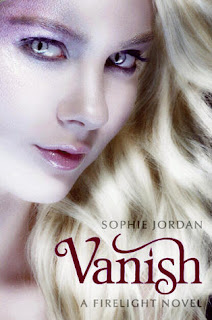 Review: Vanish {Firelight #2} by Sophie Jordan
