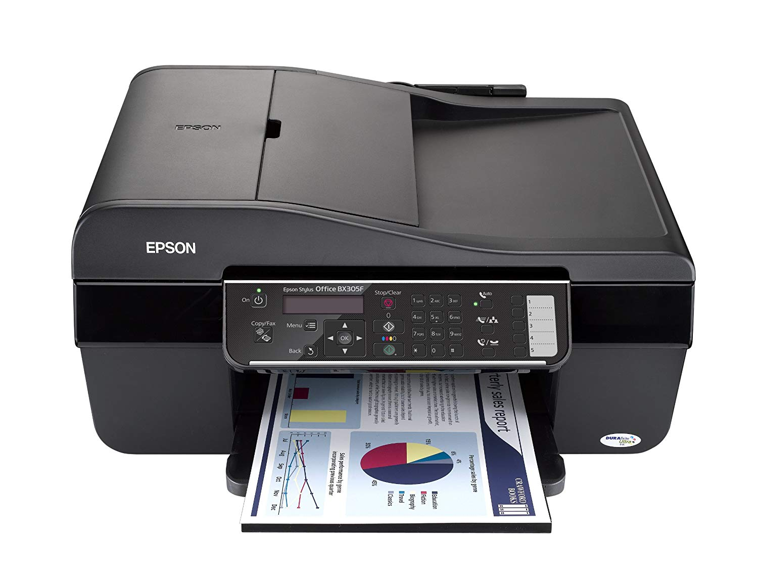 driver per stampante epson stylus office bx300f