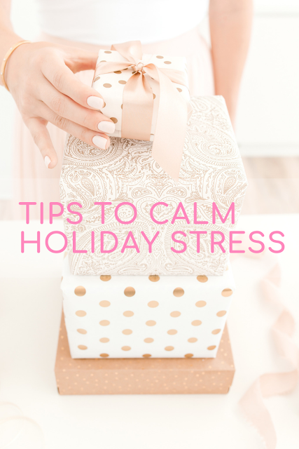Family Holiday Stress Survival Tips