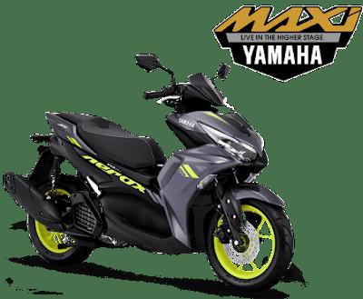 Wow Yamaha Resmi Rilis All New Aerox 155 Connected!!! Cek Spesifikasi Lengkapnya