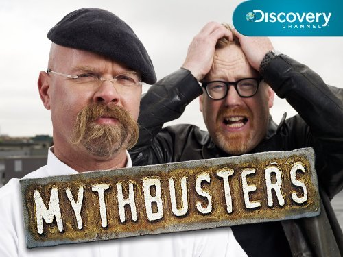 Mythbusters Season 12 Episode 9 - Painting with Explosives Online