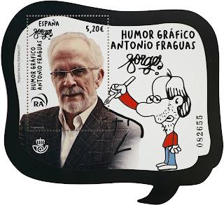 ANTONIO FRAGUAS, FORGES