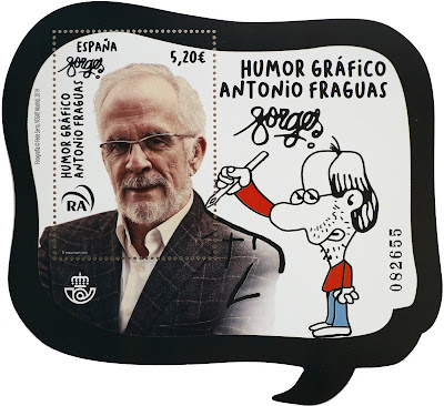 ANTONIO FRAGUAS, FORGES
