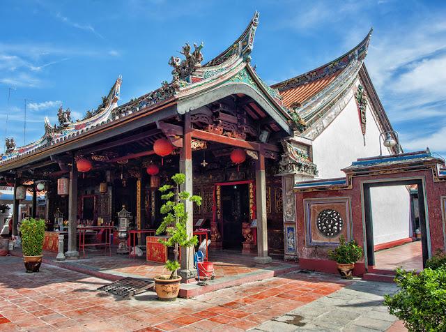 Đền Cheng Hong Teng – Trung Hoa thu nhỏ
