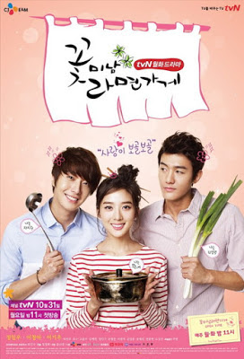 Sinopsis Drama Korea Flower Boy Ramen Shop