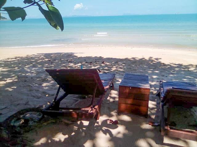 หาดลิปะน้อย สมุย จังหวัดสุราษฏร์ธานี