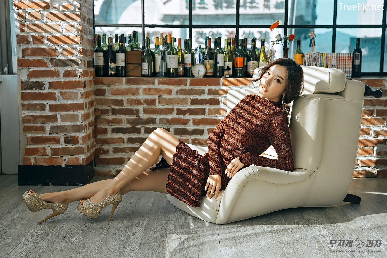 Image Oh Ha Ru Model Beautiful Image - Studio Photoshoot Collection - TruePic.net - Picture-9