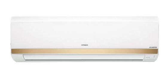 Hitachi 1.5 Ton 5 Star Inverter Split AC (Copper RSOG518HDEA Gold)